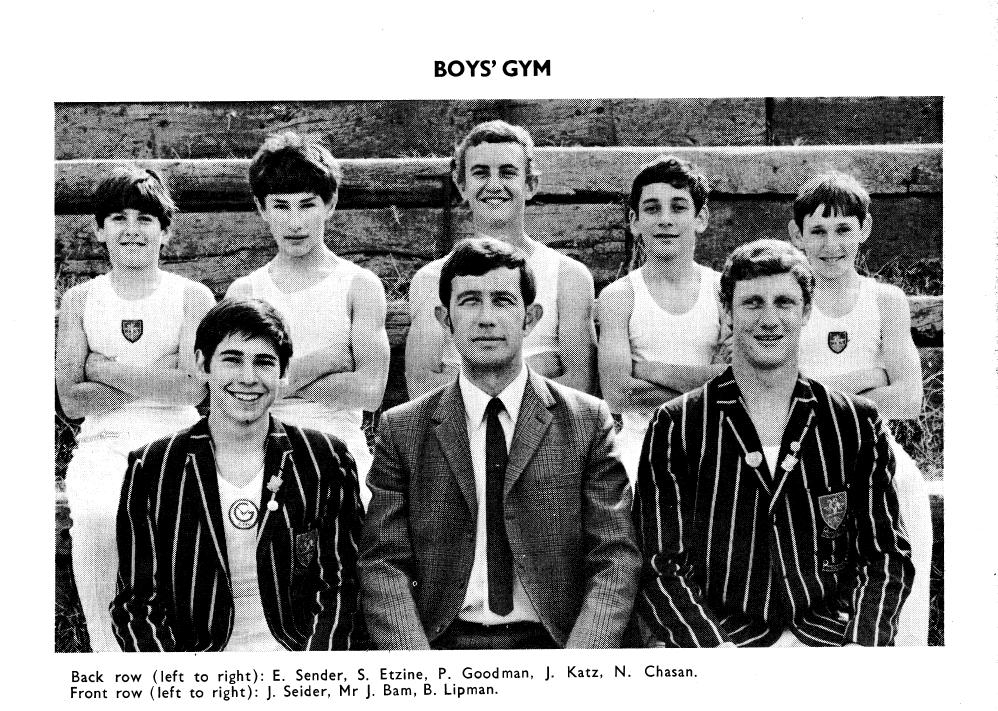 gym 1972