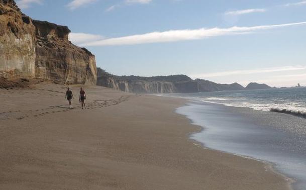 orgeon coast