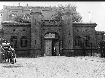 Spandau prison